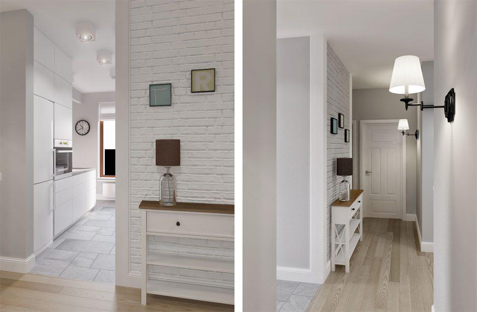 Jak Urządzić Funkcjonalnie Wąski Przedpokój M Mieszkanie