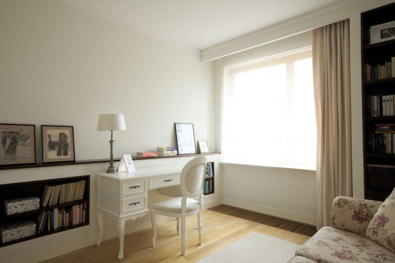 Soma Architekci » Apartament Klasyczny 90 mkw