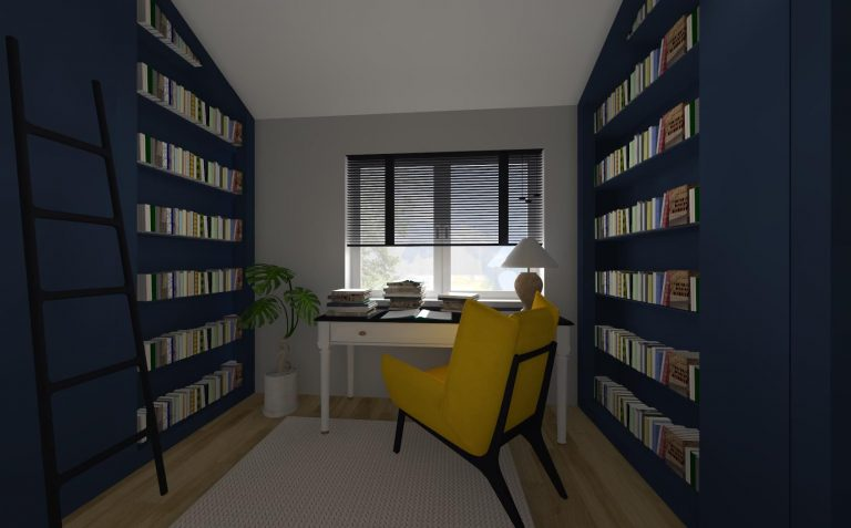 decoretti » Kolorowy dom w Baninie