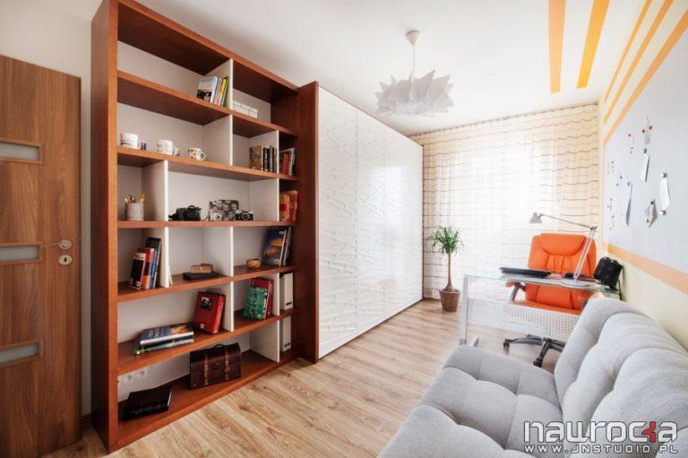 joannanawrocka » Nowoczesne mieszkanie Wrocław