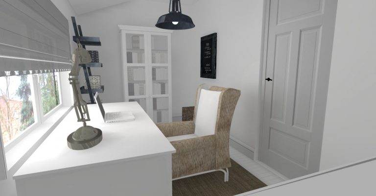 studio-inaczej » Projekt domu w Wawrze