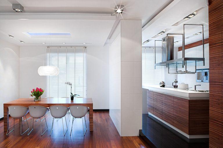 Living Box » Apartament Bielany 180m2