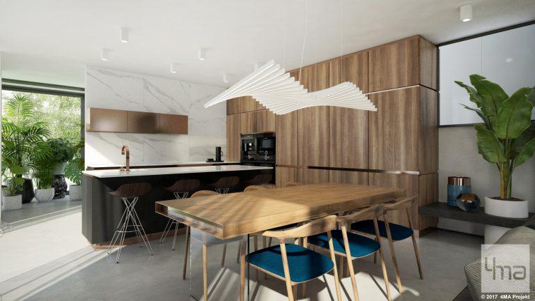 4maprojekt » Dom w Norwegii
