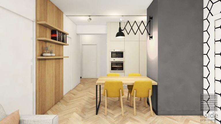studio-inaczej » Mieszkanie w jodelke