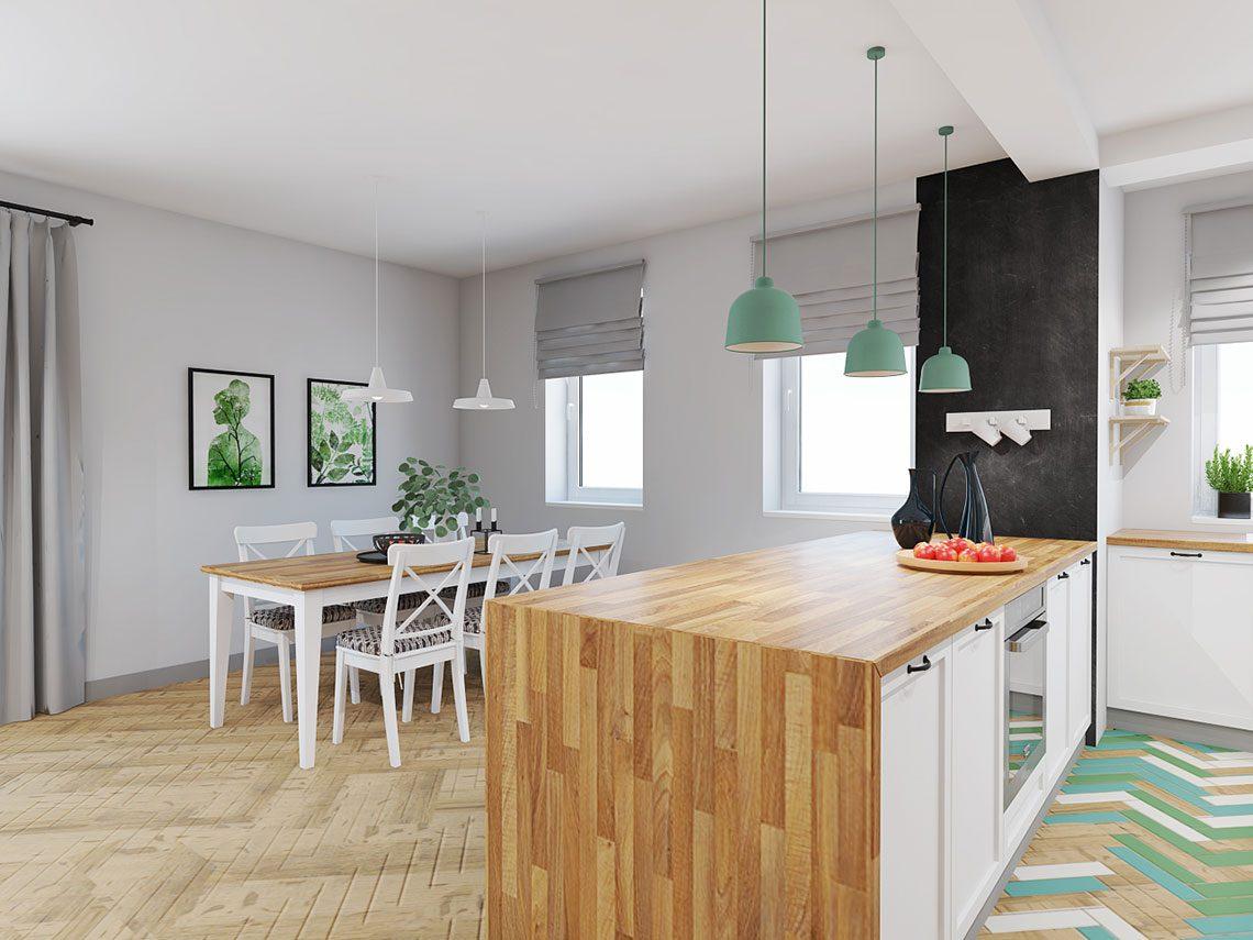 Eg Projekt Sielanka W Ksiazenicach M Mieszkanie
