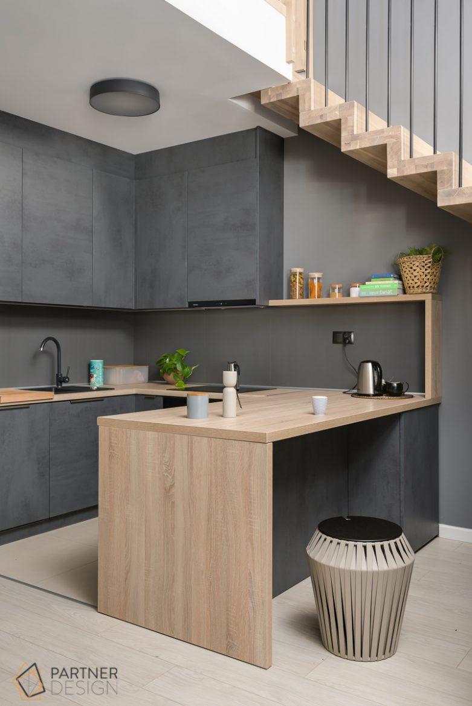 Partner Design Mieszkanie Z Antresolą M Mieszkanie