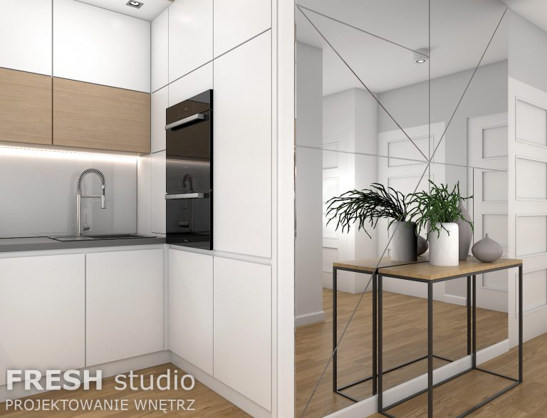 Fresh Studio » Apartamenty Bajeczna