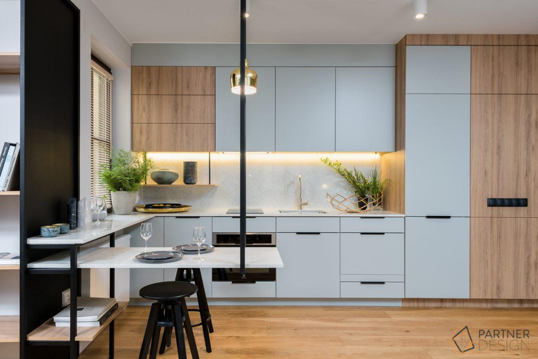 Partner Design » Mieszkanie Stajenna