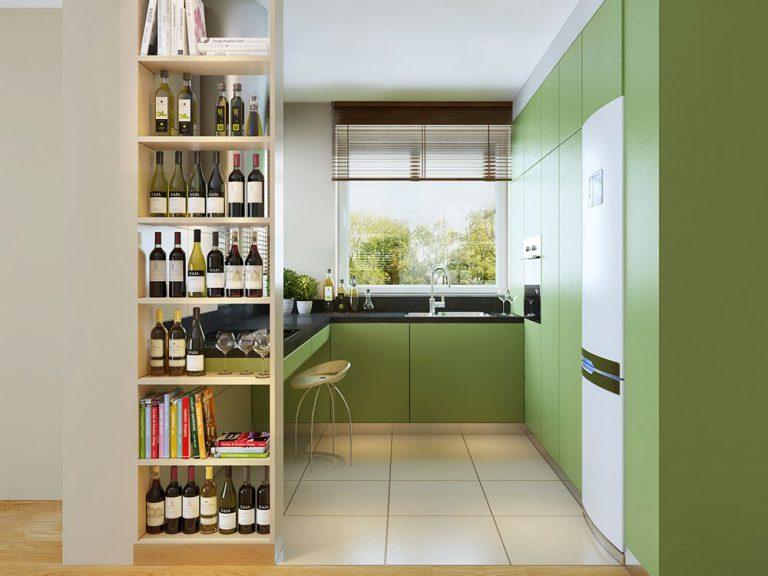 anna-krzak » Fresh apartment