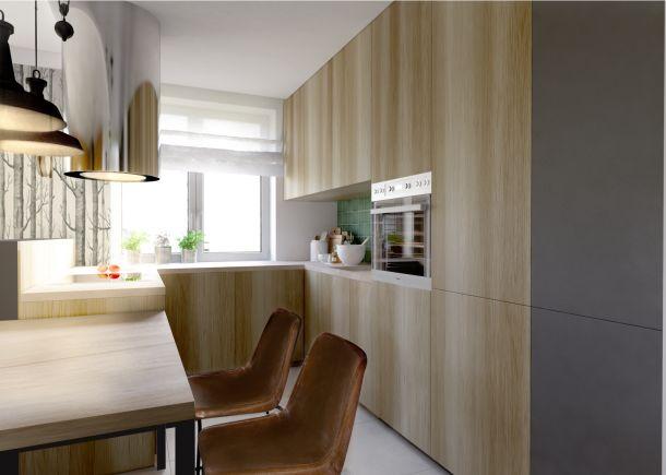 double-look-design » Mieszkanie Poznań
