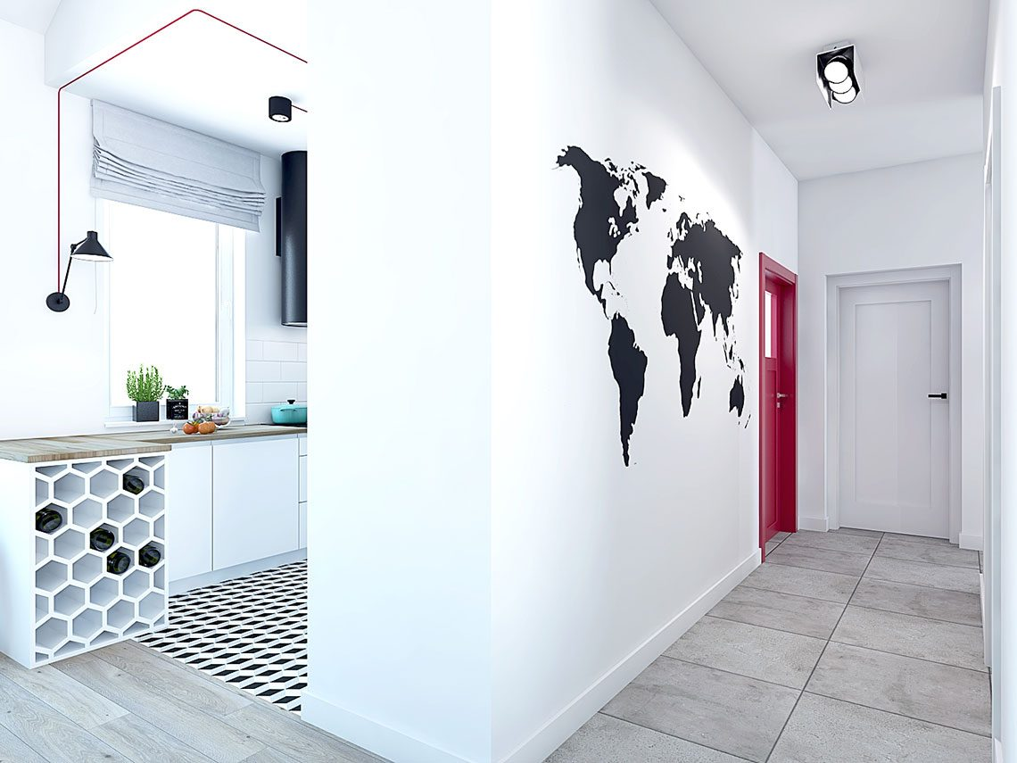 Eg Projekt Sielanka W Zlotoklosach M Mieszkanie