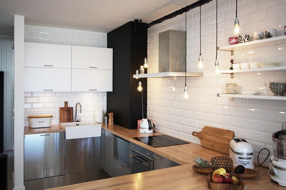 Soma Architekci Apartament Skandynawski M Mieszkanie