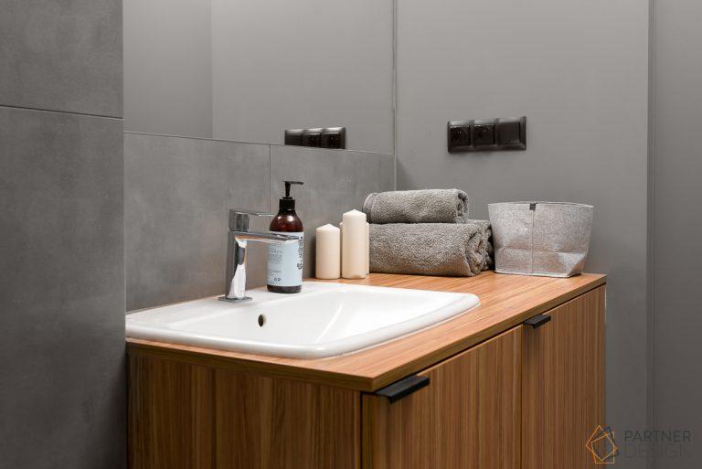 Partner Design » Mieszkanie z tapetami