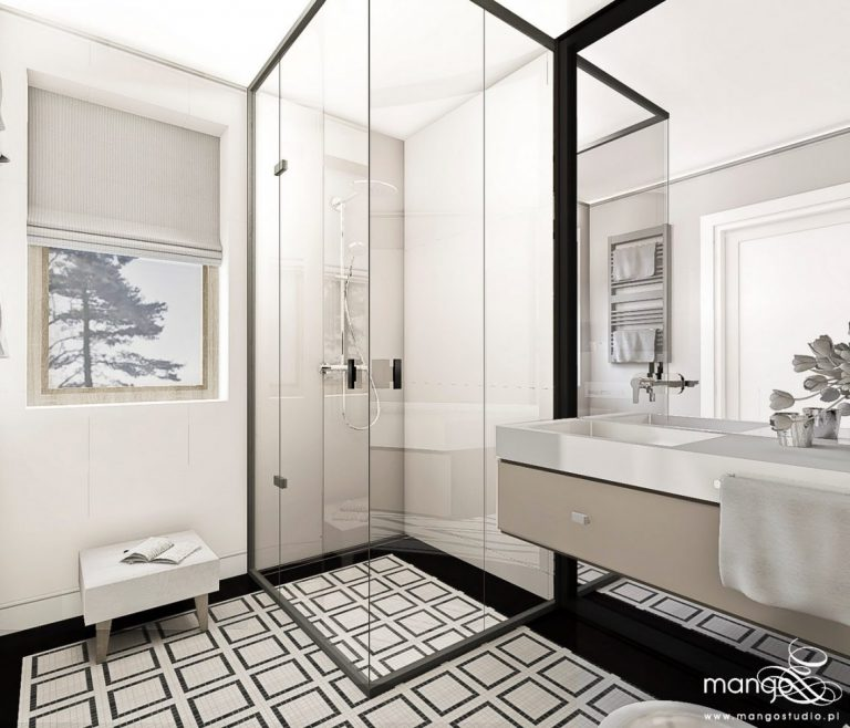 Mango Studio » Dom w klimacie hotelu 192 mkw