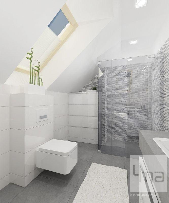 4maprojekt » Dom w Konstancinie 220 m2