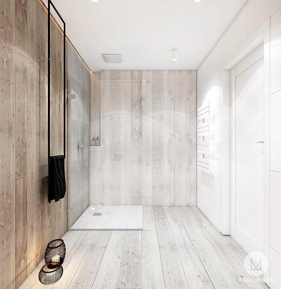 Mado Design Projekt łazienki I Kuchni W Szarościach M