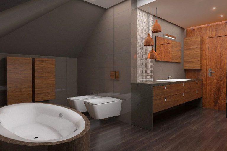 Viva Design » Dom zanurzony w luksusie