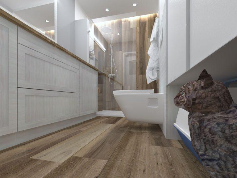 chatanowa » Kocia łazienka