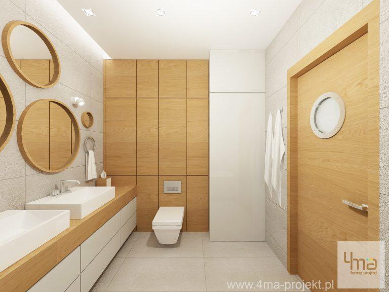4maprojekt » Mieszkanie w Wilanowie 98 m2