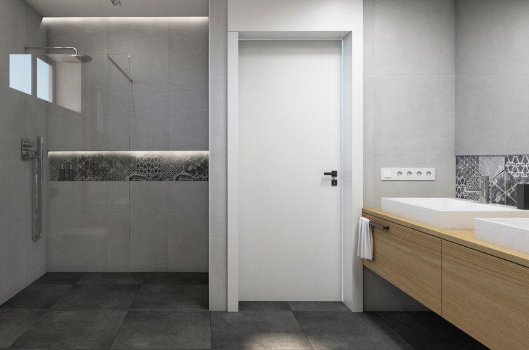 Studio Pniak » Metalowy akcent 150 m2