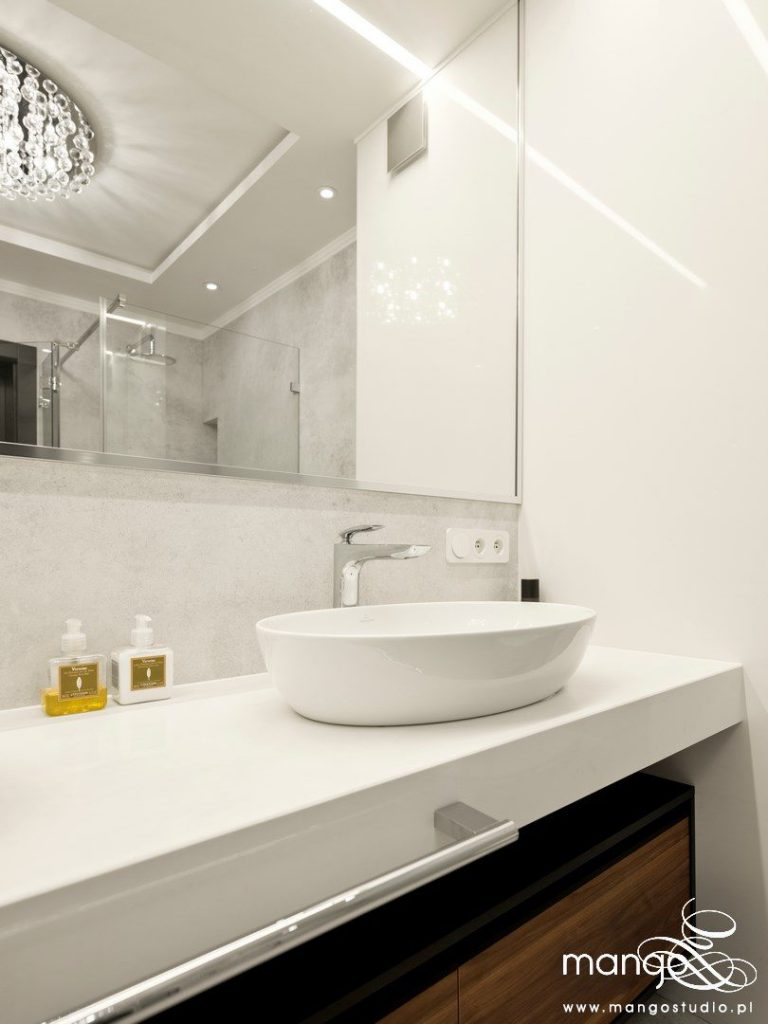 łazienka M Mieszkanie