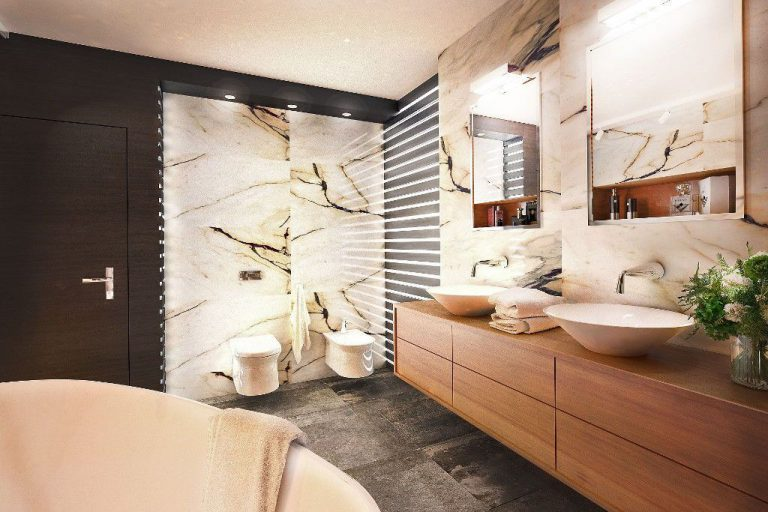 Viva Design » Luksusowy apartament