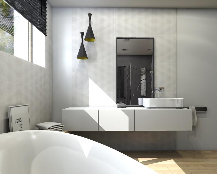 Studio Pniak » Kontrastowy minimalizm 120 m2