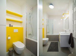 EG projekt » Żółta szarość 62 mkw