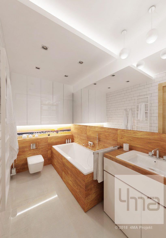 4maprojekt Mieszkanie Na Muranowie 85 M2 M Mieszkanie