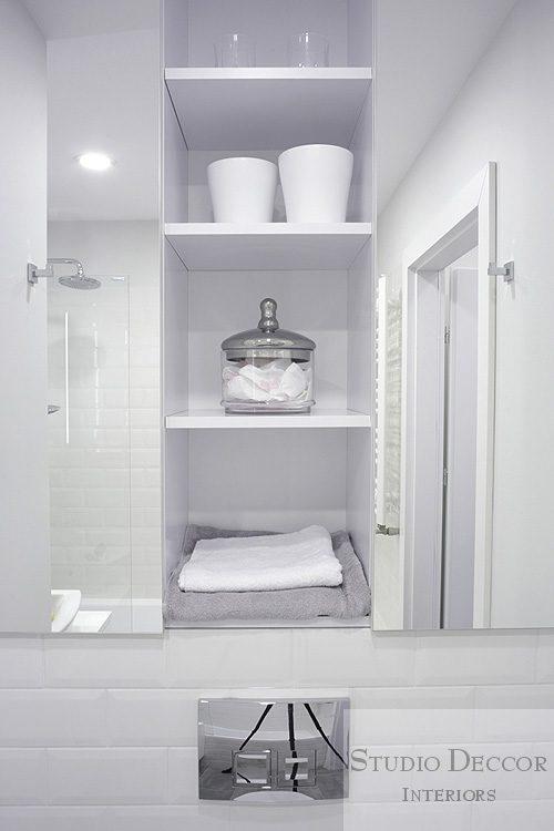Studio Deccor » Małe mieszkanie 50 mkw