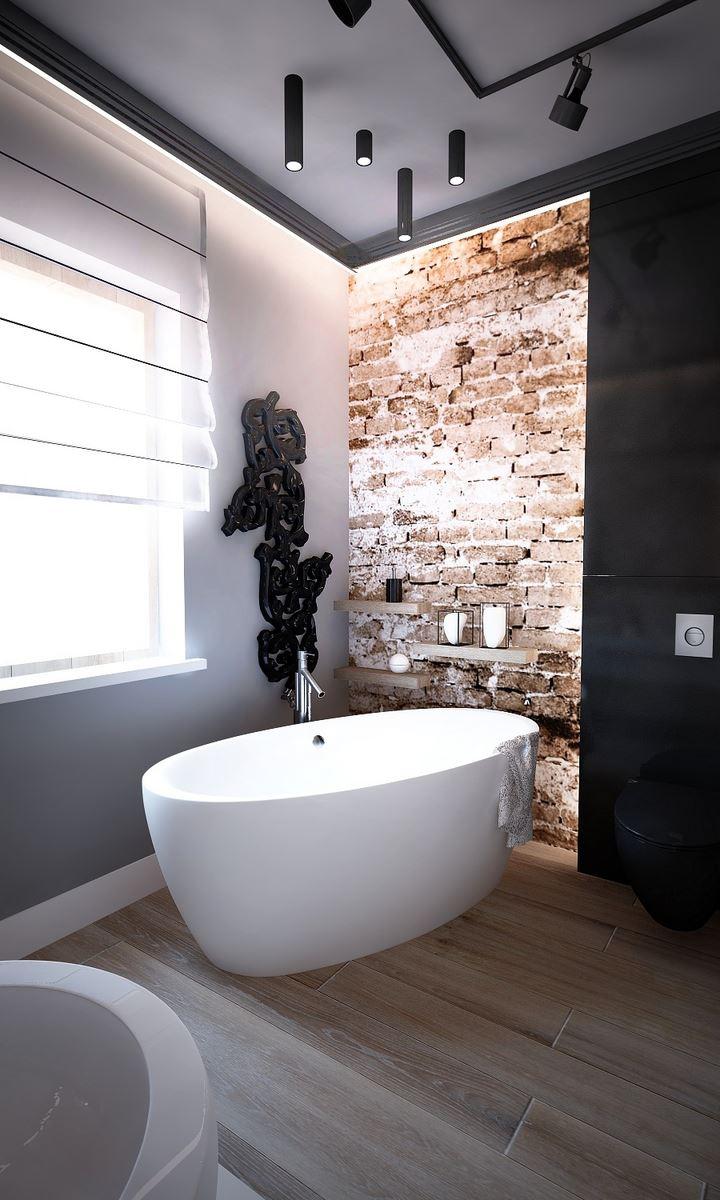 Inne Rodzaje łazienka Z Wanną Wolnostojącą At Wo58 Getclopa