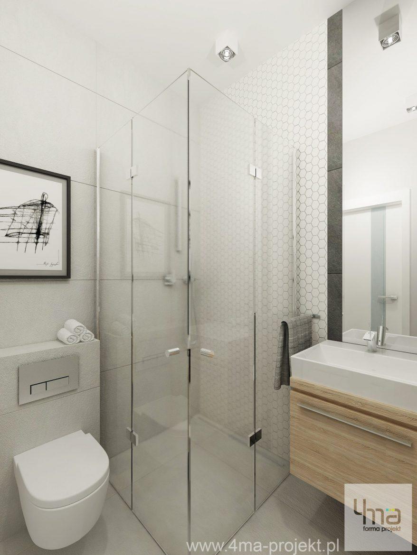 Jak Zaplanować Aranżację łazienki Z Prysznicem M Mieszkanie
