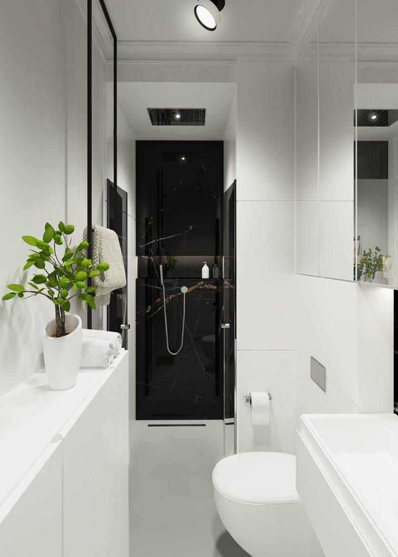 Jak Zaprojektować Aranżację łazienki Na 3m2 M Mieszkanie