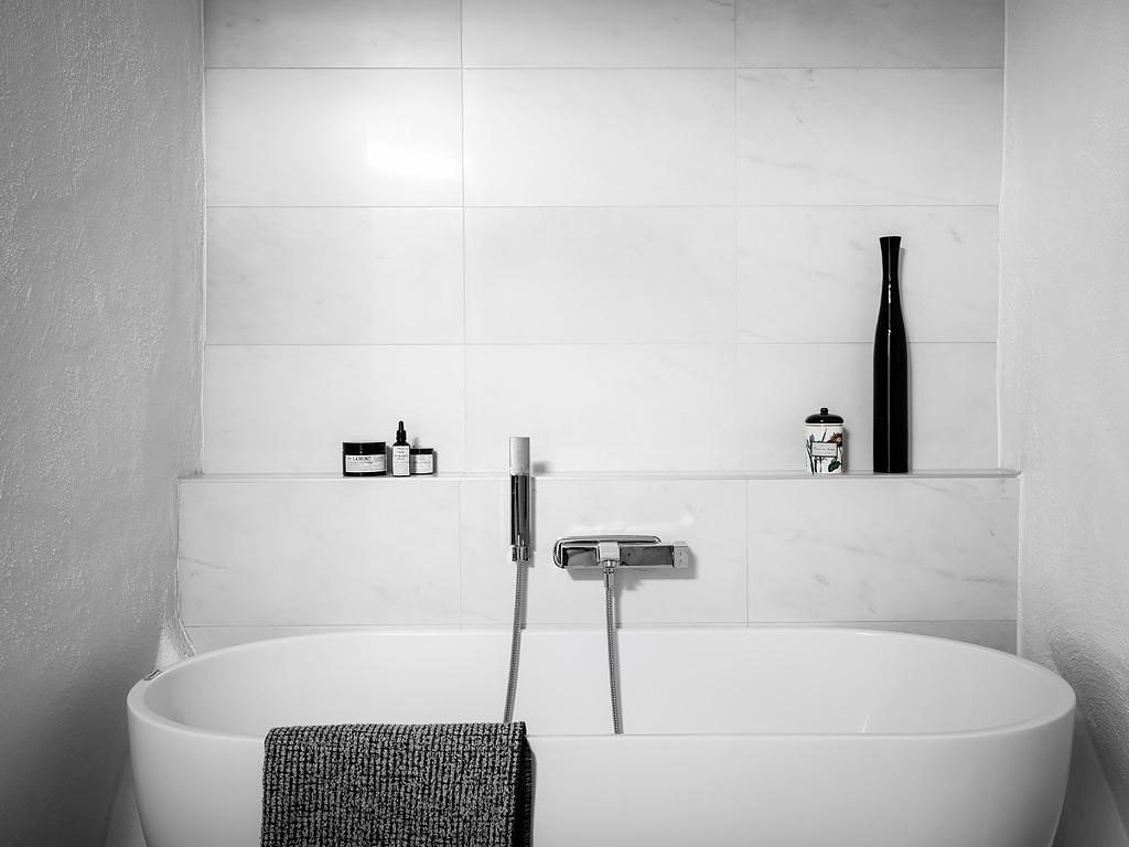 Jak Stylowo Urządzić Małą łazienkę W Bieli M Mieszkanie