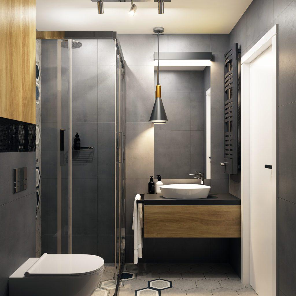 5 Inspiracji Do Stworzenia Stylowej Lazienki W Bloku M Mieszkanie