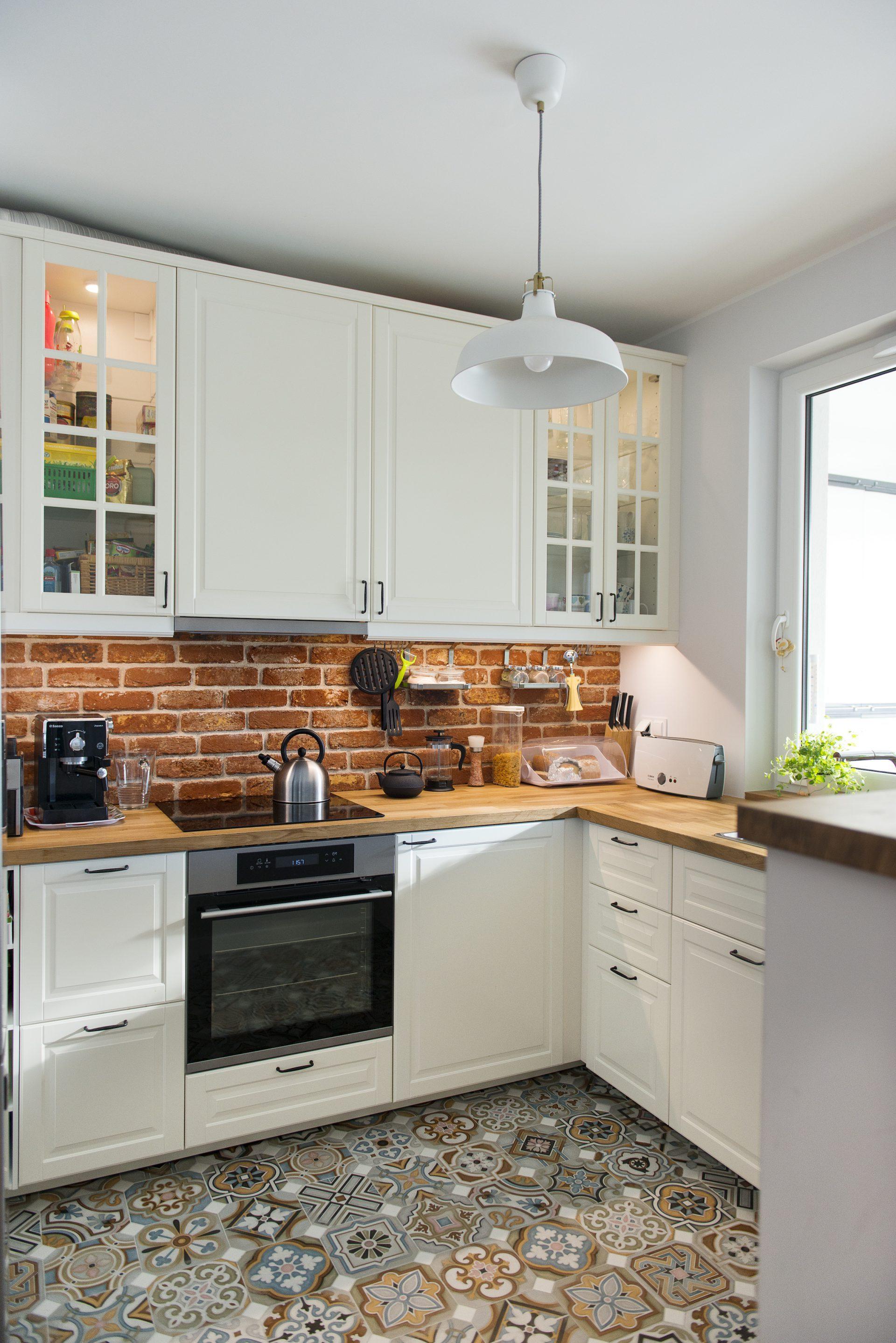 Praktyczne Rozwiazania Na Urzadzenie Malej Kuchni M Mieszkanie