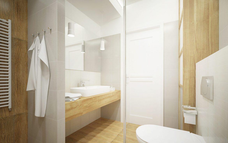 Aranżacje łazienek Na 4m2 Powierzchni M Mieszkanie