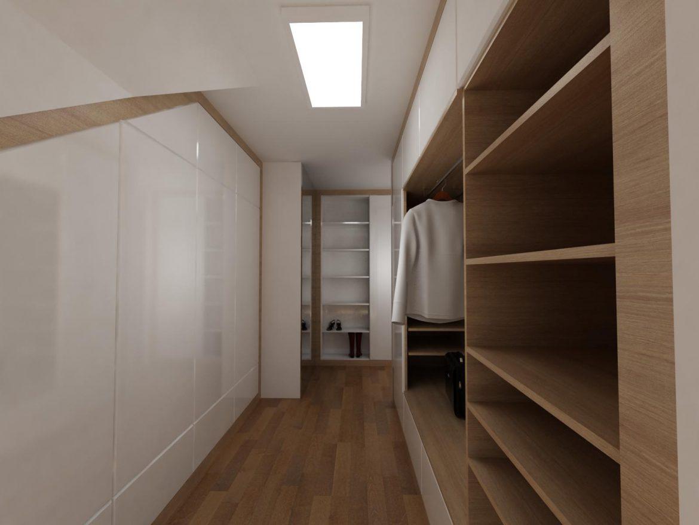 Jak Urzadzic Funkcjonalna Garderobe Pod Skosem M Mieszkanie