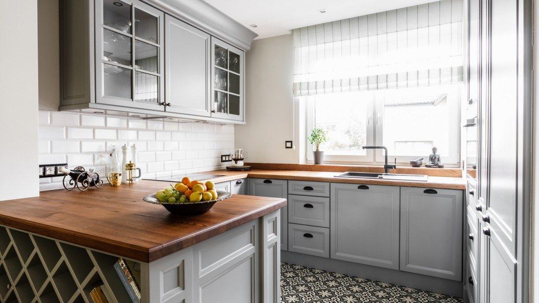 5 Pomysłów Na Stylowe Urządzenie Małej Białej Kuchni M