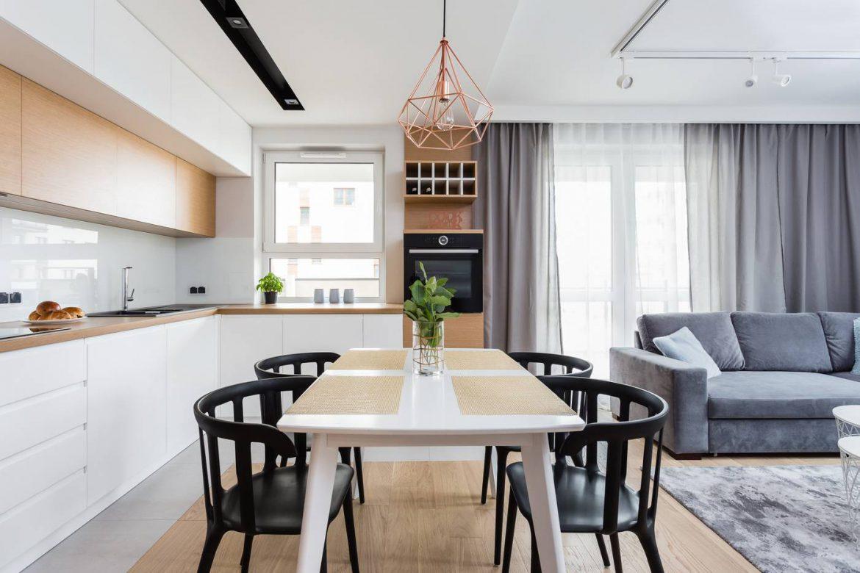 4 Pomysły Na Urządzenie Małej Kuchni M Mieszkanie