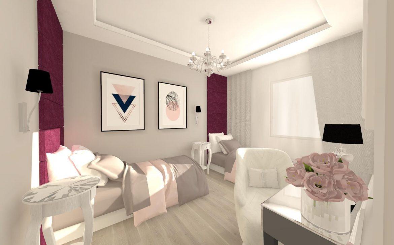 Decoretti Apartament Glamour M Mieszkanie