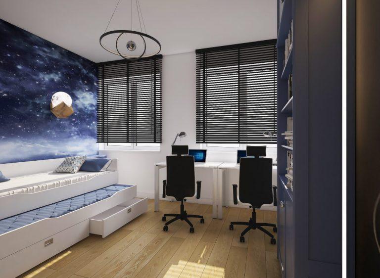 AINprojektowanie » Mieszkanie na Woli