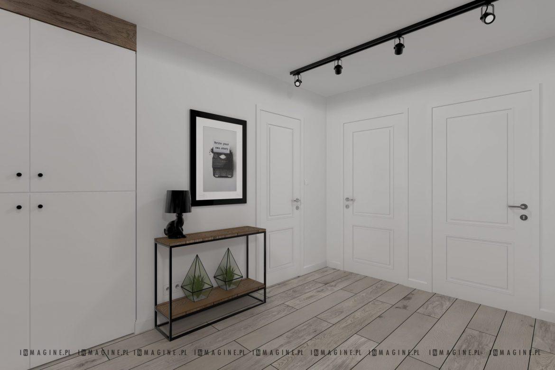 inmagine » Dwupoziomowy apartament 100 mkw Bemowo