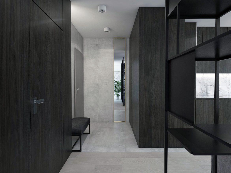 Jak Urządzić Garderobę W Przedpokoju M Mieszkanie