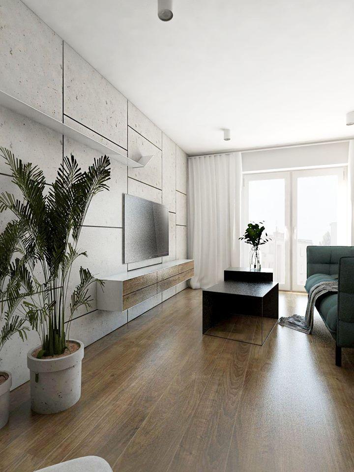 kinga-anolik » Industrialne mieszkanie