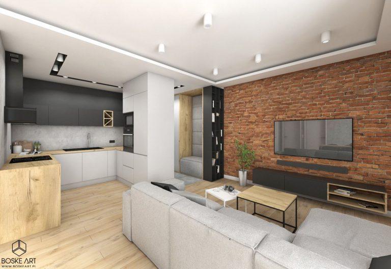boskeart » Mieszkanie Soho-Jarocin