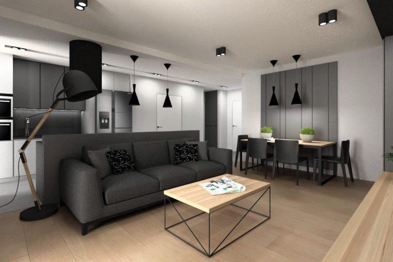 Concept Group » Mieszkanie w Krakowie