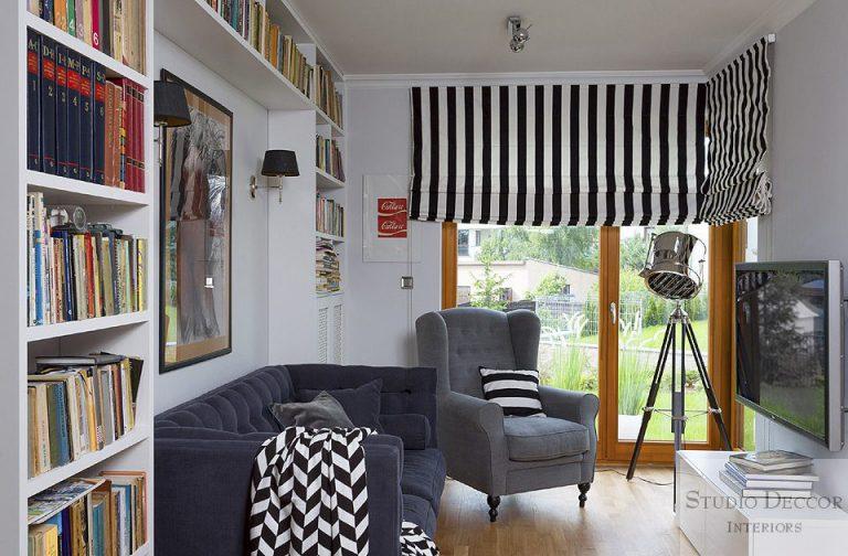 Studio Deccor » Apartament w Wilanowie