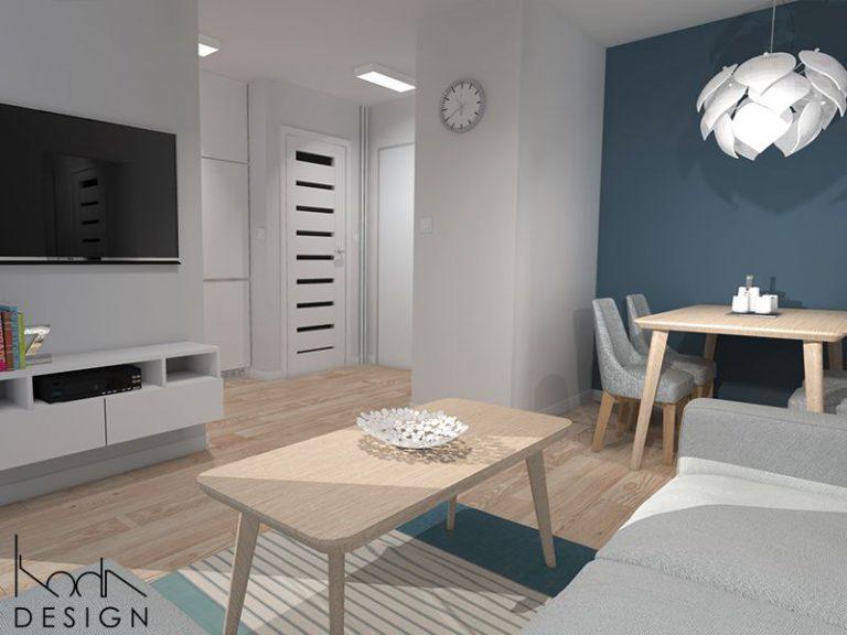 kodadesign » Salon z kuchnią