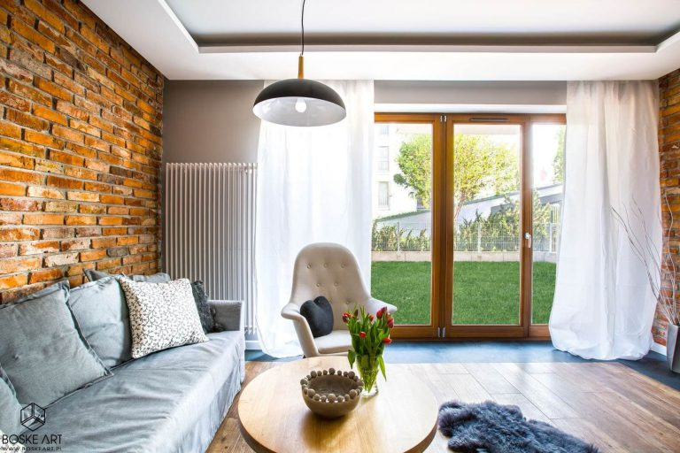 boskeart » Jasny apartament Gardens w Poznaniu